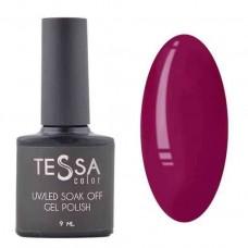 Гель-лак Tessa 9 мл № 051 - бордовый