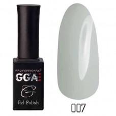 Гель лак GGA Professional 10 мл № 007