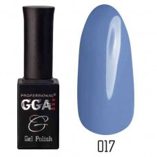Гель лак GGA Professional 10 мл № 017