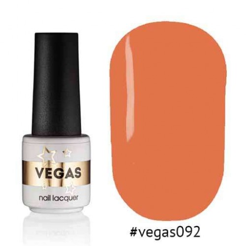 Гель лак Vegas 6 мл № 092