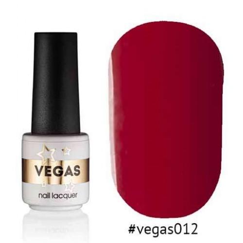 Гель лак Vegas 6 мл № 012