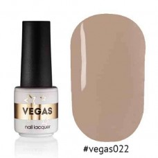 Гель лак Vegas 6 мл № 022