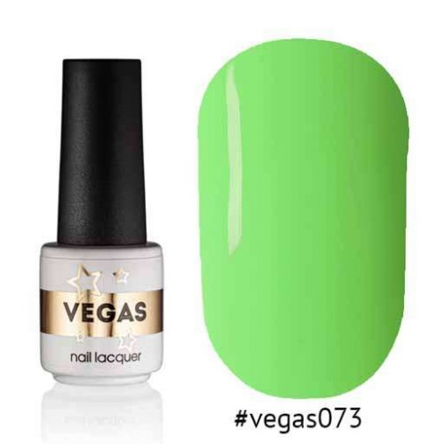 Гель лак Vegas 6 мл № 073