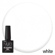 Белая акварельная база NUB Blooming gel White 8 мл