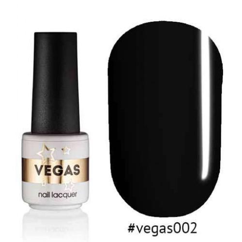 Гель лак Vegas 6 мл № 002