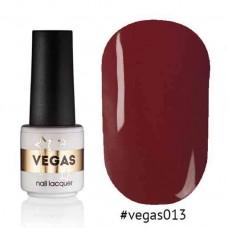 Гель лак Vegas 6 мл № 013