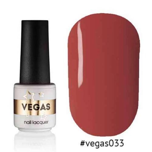 Гель лак Vegas 6 мл № 033
