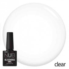 Прозрачная акварельная база NUB Blooming gel Clear 8мл