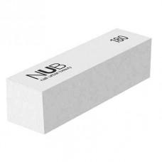 Баф для натуральных и искусственных ногтей NUB 180