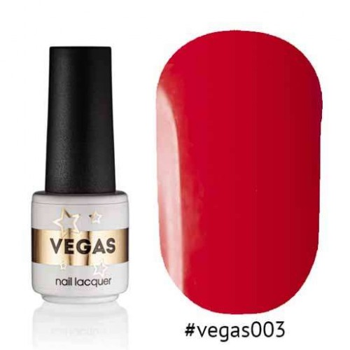 Гель лак Vegas 6 мл № 003