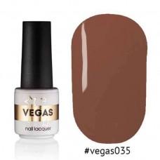 Гель лак Vegas 6 мл № 035