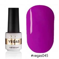 Гель лак Vegas 6 мл № 045