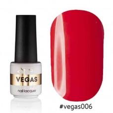 Гель лак Vegas 6 мл № 006