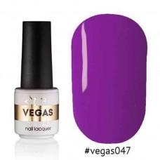 Гель лак Vegas 6 мл № 047
