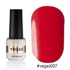 Гель лак Vegas 6 мл № 007
