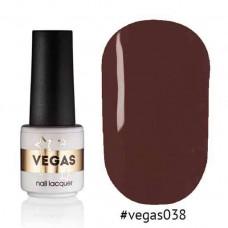 Гель лак Vegas 6 мл № 038