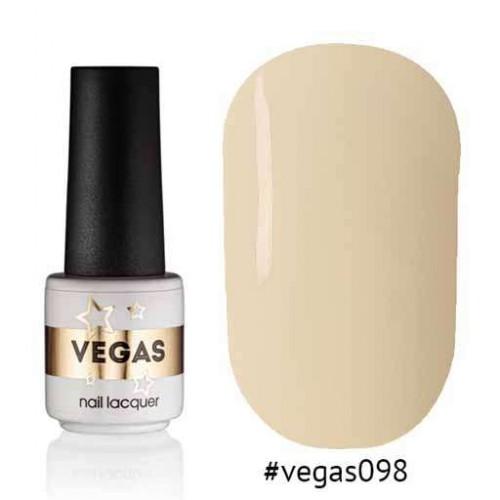 Гель лак Vegas 6 мл № 098