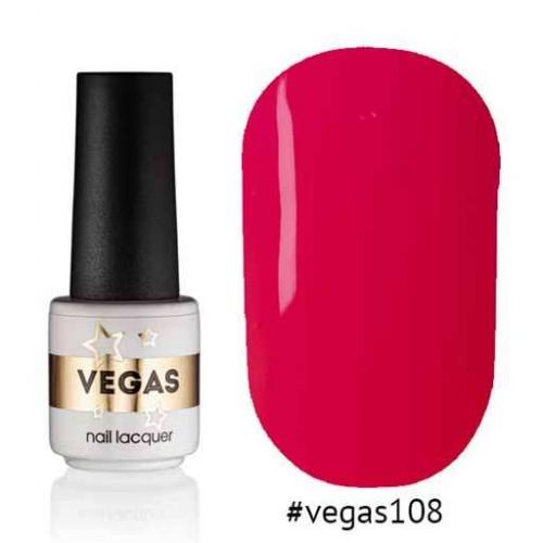Гель лак Vegas 6 мл № 108