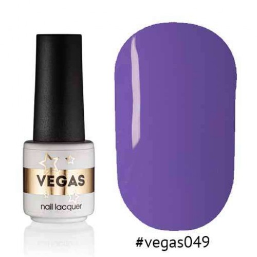 Гель лак Vegas 6 мл № 049