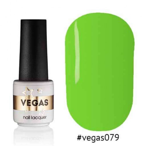 Гель лак Vegas 6 мл № 079