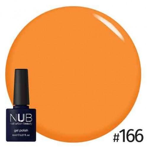 Гель-лак NUB № 166 Feels Like Sun, 8 мл