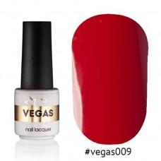 Гель лак Vegas 6 мл № 009