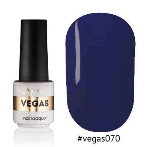 Гель лак Vegas 6 мл № 070