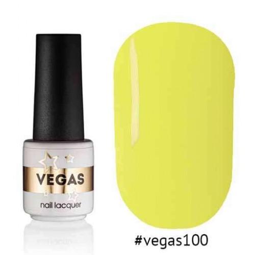 Гель лак Vegas 6 мл № 100