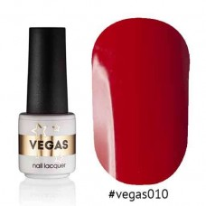 Гель лак Vegas 6 мл № 010