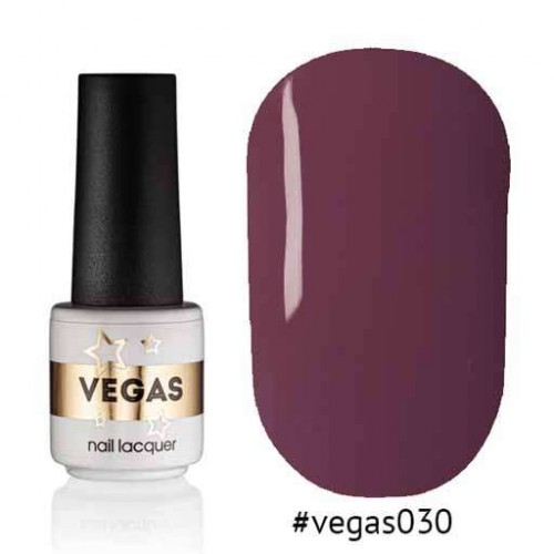 Гель лак Vegas 6 мл № 030