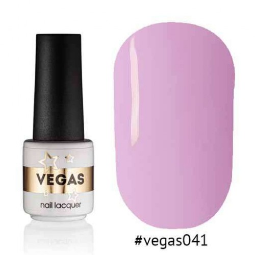 Гель лак Vegas 6 мл № 041