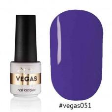 Гель лак Vegas 6 мл № 051