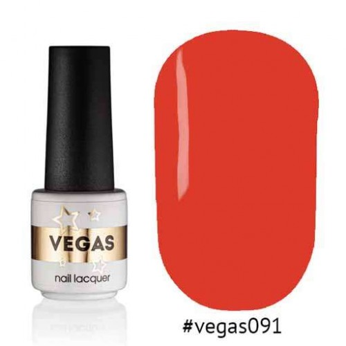 Гель лак Vegas 6 мл № 091
